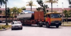 1996 3rd Party Logistics Warehousing Supply Chain distribution transportation container haulage