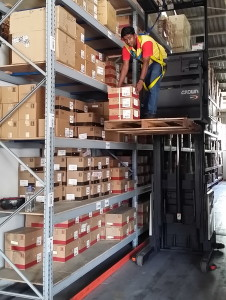 3rd Party Logistics Warehousing Supply Chain distribution transportation container haulage