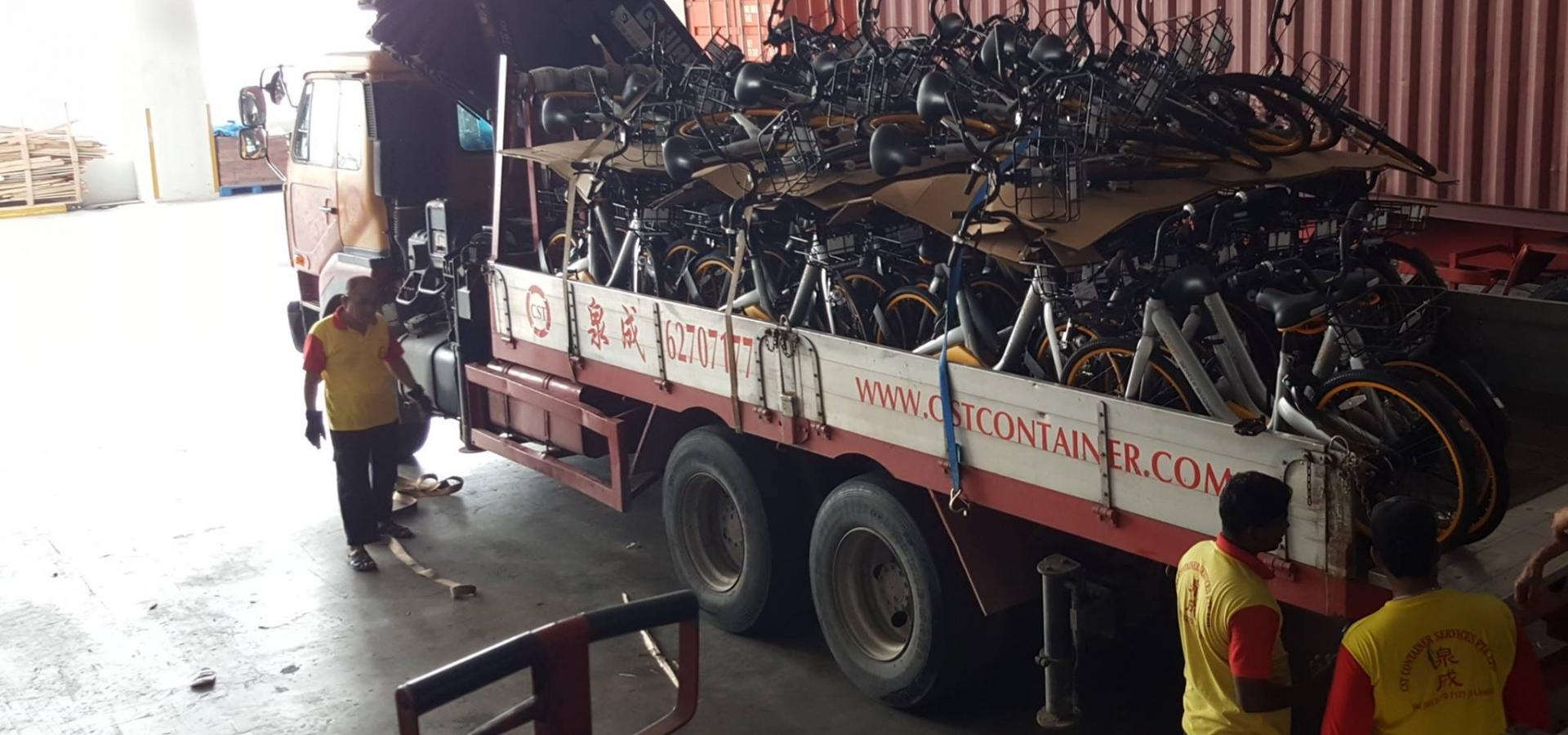 Distribution, Lorry, Transport, 3PL, Logistics