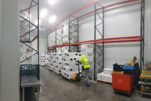 Chilled Cold Storage Warehousing